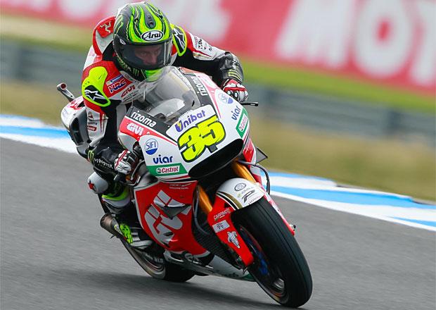 Motocyklová GP Austrálie: V MotoGP vítězí Cal Crutchlow