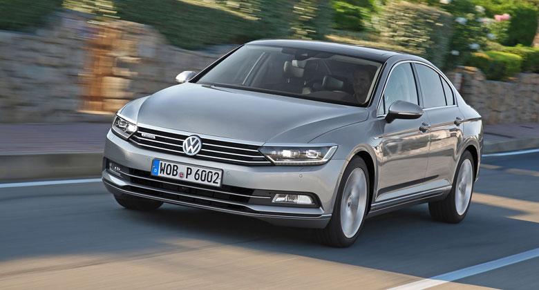 Evropsk� Automobily roku: Volkswagen Passat (2015)