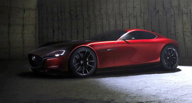 Mazda RX-9: Bude to hybrid! Ale s Wankelem...