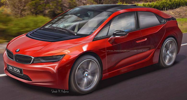 BMW i5: Takhle bude vypadat
