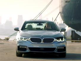 Nov� BMW film je tady, aneb propagace nov� �ady 5 ve velk�m stylu