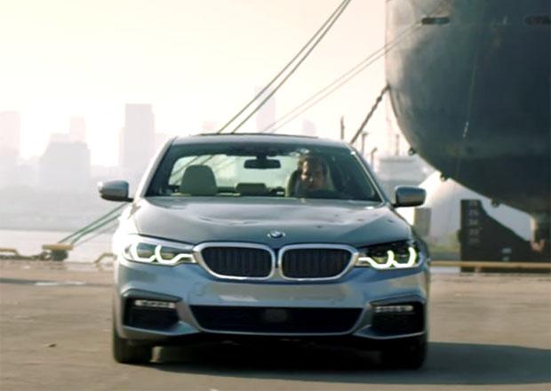 Nový BMW film je tady, aneb propagace nové řady 5 ve velkém stylu
