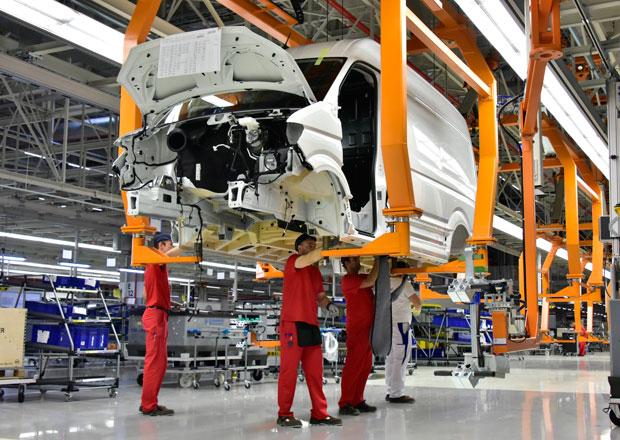 Volkswagen Užitkové vozy: Nový podnik v Polsku otevřen