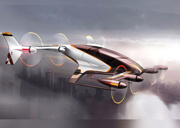 Vahana: Zapomeňte na autonomní auta, tohle je autonomní aerotaxi