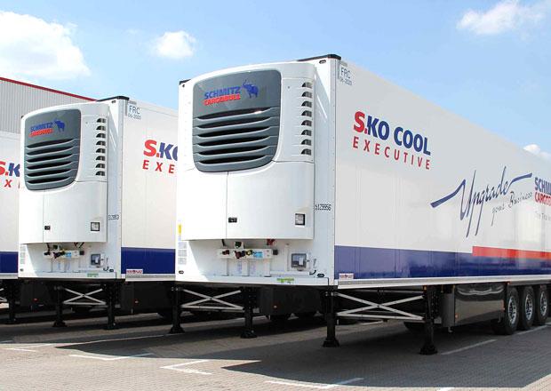 Schmitz Cargobull S.KO Cool Complete: Chladná novinka (+video)