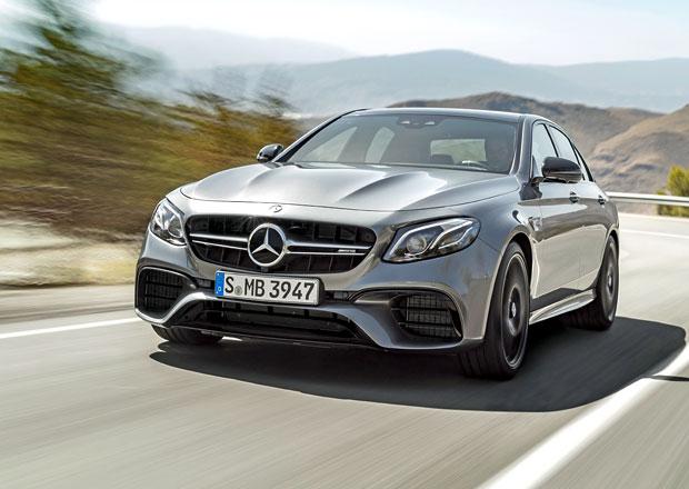 Mercedes-AMG E 63 4Matic+: Nejvýkonnější zástupce třídy E v historii (+video)