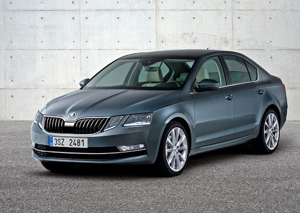 Škoda Octavia facelift oficiálně: Opravdu je čtyřoká!