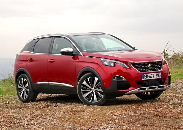Jízdní dojmy s Peugeotem 3008: Elegán s koloběžkou hraje až moc na efekt