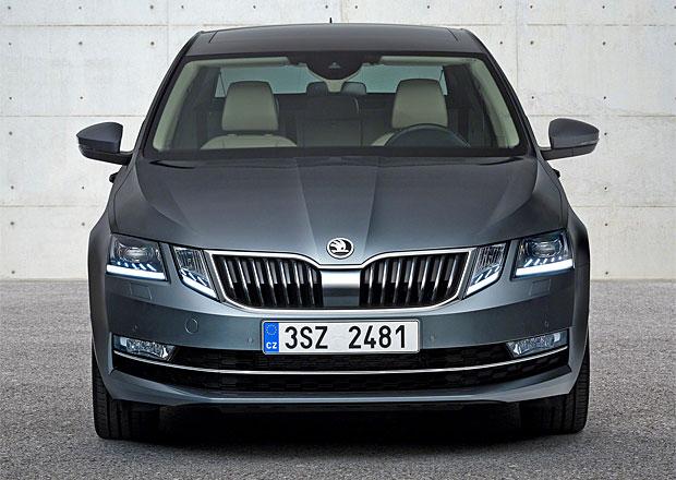 Škoda Octavia po faceliftu šokuje! Nejen čtyři oči, ale také 1.5 TSI a nový vrchol