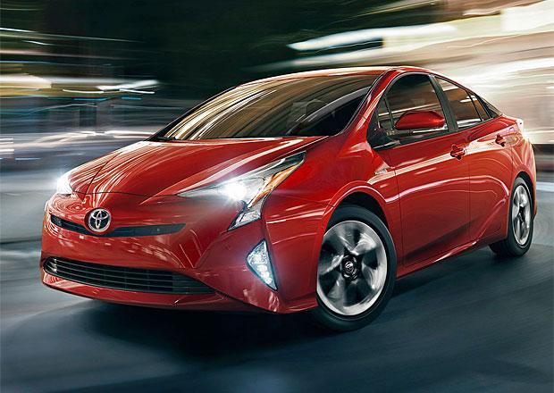 Prodeje Toyoty Prius pozastaveny, objevil se problém s parkovací brzdou