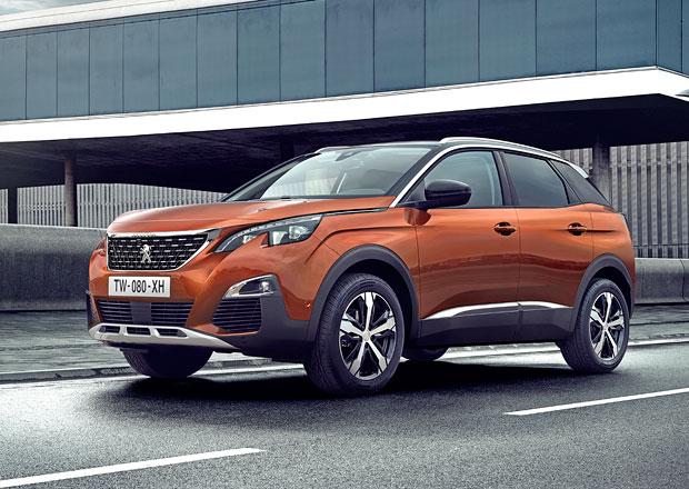 Peugeot 3008: Máme ceník francouzské (prý) SUV novinky!