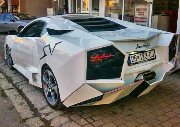Lamborghini Reventon: Je tohle nejhorší napodobenina všech dob?