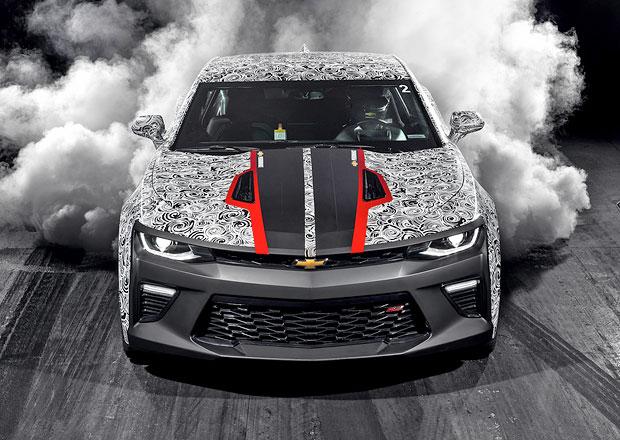 Chevrolet Camaro je ještě rychlejší. Přijíždí dvojice sprinterských verzí!