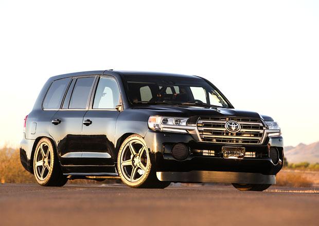 Toyota Land Speed Cruiser V8 je prý nejrychlejší SUV na světě