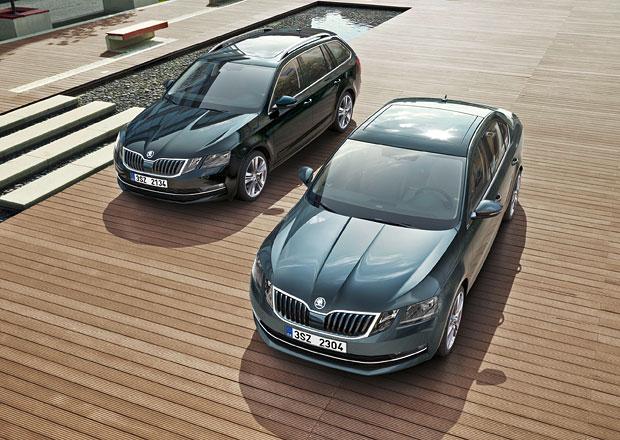 Škoda Octavia 2017: Facelift na nových fotografiích