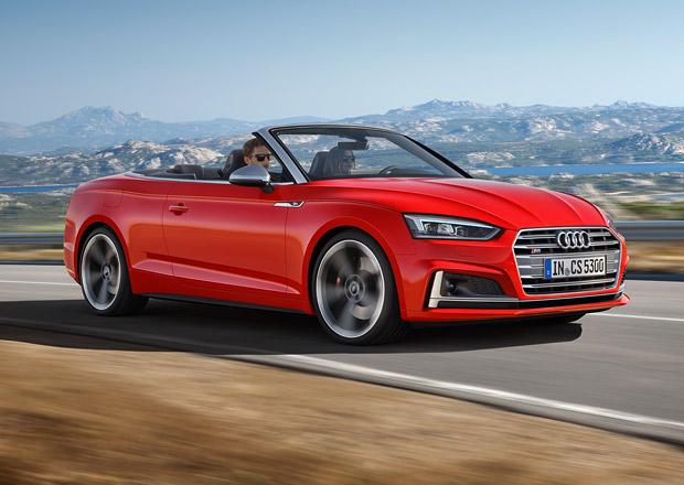Audi A5 Cabriolet: Nové kabrio má unikátní mikrofon. K čemu?