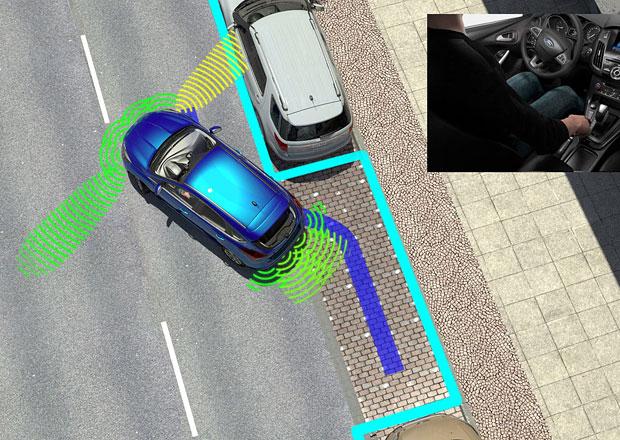 Ford vás nenechá jet v protisměru. A naučí parkovat. Jak to udělá?