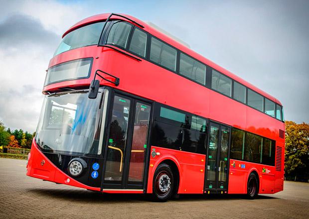 Volvo B5LHC: Patrový městský hybrid nejen pro Londýn