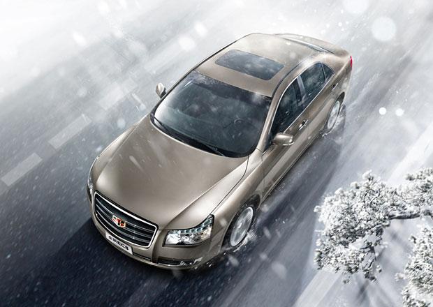 Čínská Geely chce zdvojnásobit prodej. Na dva miliony aut ročně!