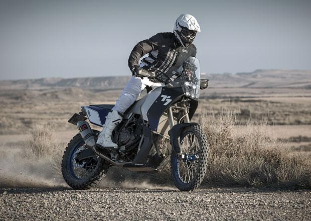 Yamaha T7 ohlašuje pokračovaní legendární XT600Z Ténéré (+video)