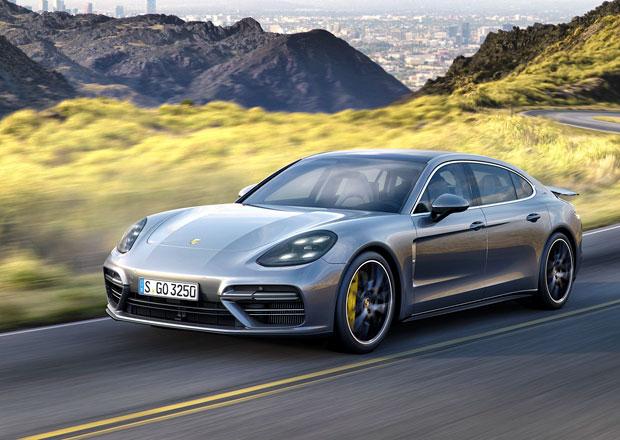Porsche Panamera rozšiřuje nabídku: Nový základ i nový vrchol