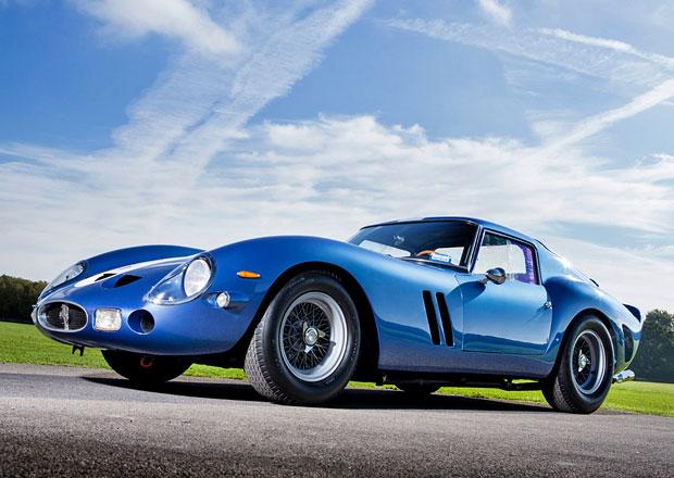 Ferrari 250 GTO za 1,4 miliardy korun: Bude to nejdražší auto světa?