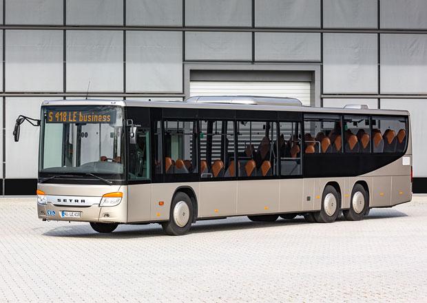 Setra MultiClass 418 LE business: Nejnovější rozšíření řady