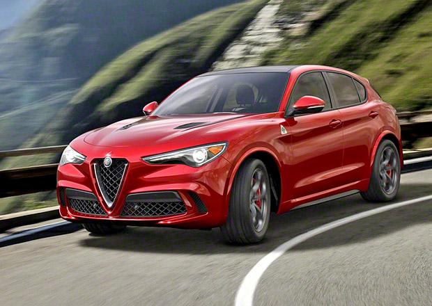 Alfa Romeo Stelvio je tady! Vypadá jako giulia na podpatcích