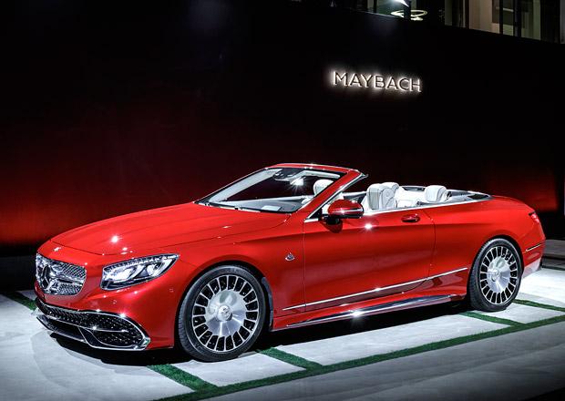 Mercedes-Maybach S 650 Cabriolet: 300 kousků pro vyvolené