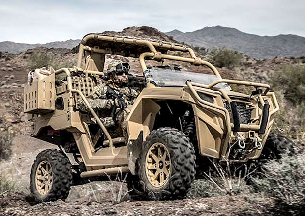 Ultralehké armádní speciály: Tohle je vojenská budoucnost!