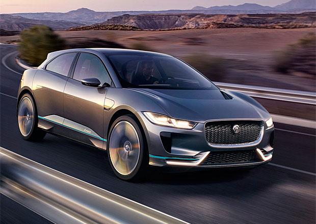 Jaguary a Land Rovery budou více elektrické než spalovací. Blíží se konec velkých motorů?