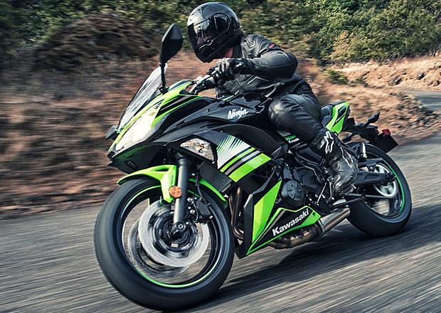 Kawasaki Ninja 650: Všestranný sportovec pro každý den (+video)
