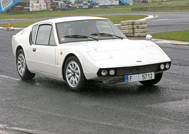 ÚVMV 1100 GT: Znáte tento český sporťák? Vzniklo jen osm kousků. A chystá se další!