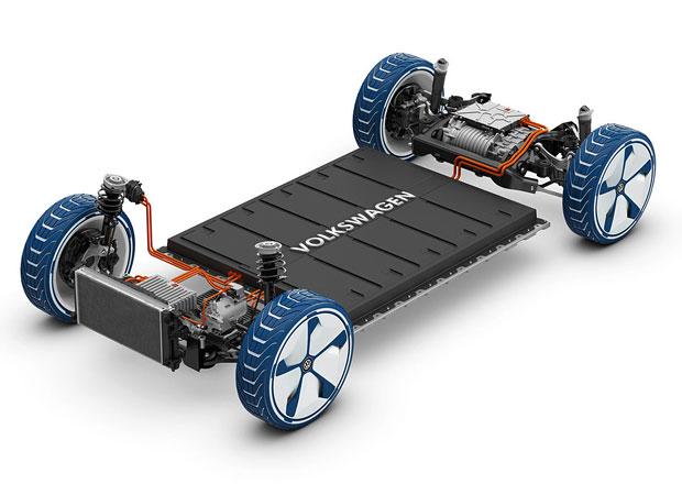 VW si chce vyrábět akumulátory pro elektromobily sám...