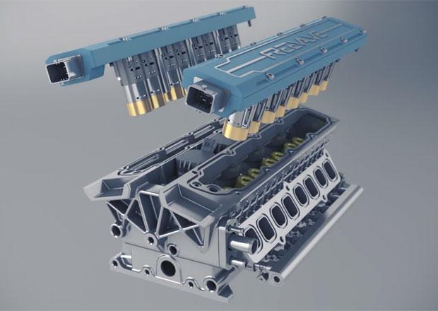 Motor bez vačkových hřídelů od Koenigseggu už funguje. V Číně...