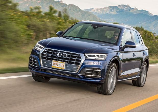 Řídili jsme nové Audi Q5: Jak jezdí zmenšená Q7?