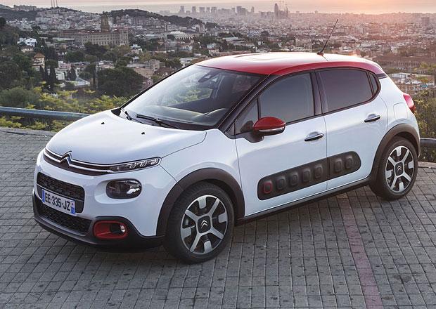 Nový Citroën C3 odhaluje české ceny. Kolik stojí tento pseudocrossover?