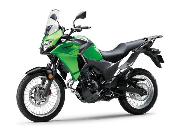 Kawasaki Versys-X 300:  Novinka nejen pro mladé cestovatele