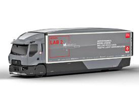 Renault Trucks Urban Lab 2 snižuje spotřebu distribučních vozidel