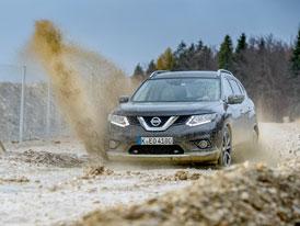 Za volantem Nissanu X-Trail s novým 2.0 dCi. Trochu rozpaky...