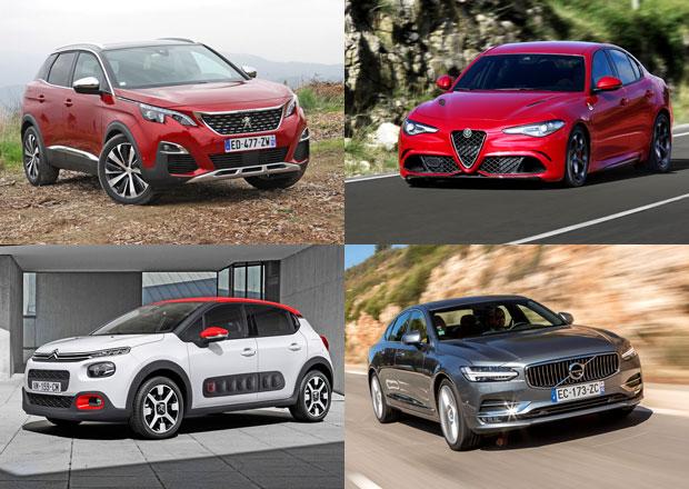 Škoda Kodiaq evropským Autem roku 2017 nebude. Kdo je mezi finalisty?