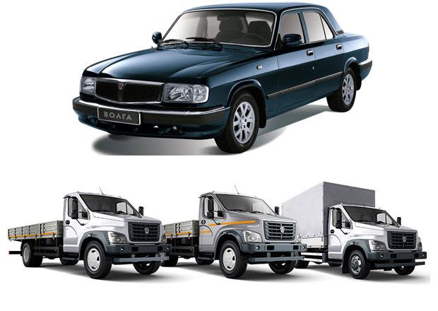 GAZ v nové době: Vedle užitkových aut i výroba Škodovek