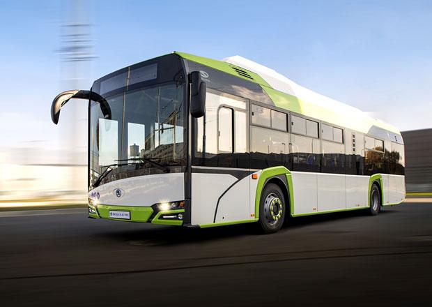 Škoda Electric dodá elektrobusy pro Arriva Morava