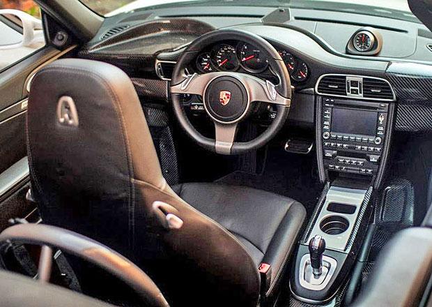 McLaren F1? Ne, volant uprostřed může mít i Porsche 911!