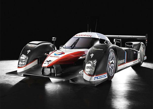 Vrátí se Peugeot do Le Mans?
