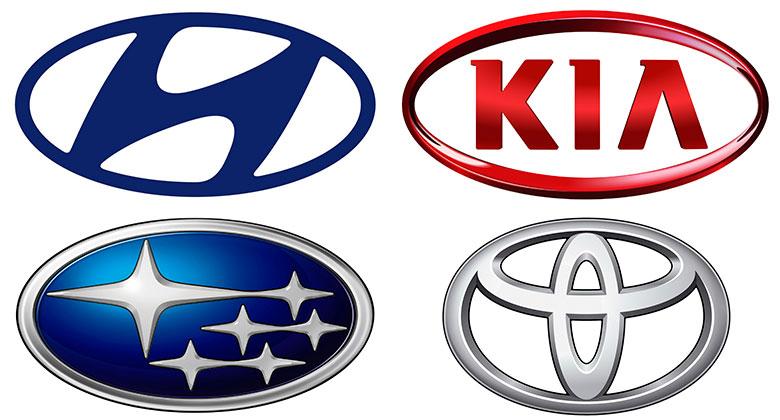 Odhalujeme tajemství názvů značek: Co znamená Hyundai, Mazda nebo Toyota?