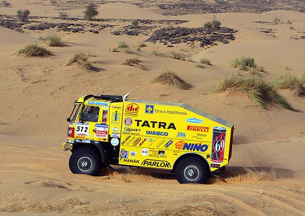 Češi na Dakaru: Česká vítězná účast na Rallye Dakar