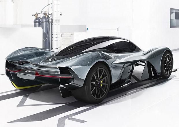 Aston Martin AM-RB 001: Prý zažijeme až 4,5 G!