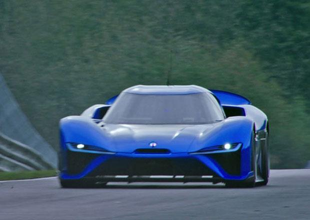 NextEV plánuje konkurenta pro Teslu Model X. Za cenu Toyoty...