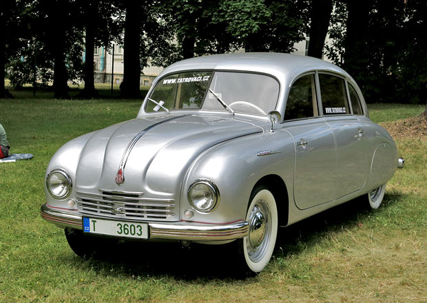 Tatra 600 may come back. Recall the famous Tatraplan